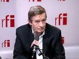 Pierre Lequiller, député des Yvelines et président de la commission des Affaires européennes à l'Assemblée nationale