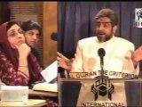 Mohammad (P.B.U.H.) - Quran Kya Kehta hey speaker Mohammad Shaikh 06/07 (2002)
