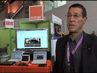 Applications mobiles pour véhicule - Interview Orange à Mobilis 2011