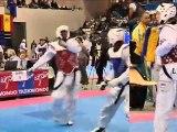 Taekwondo : images en vrac du tournoi de Paris !