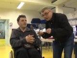 """TELETHON 2011 : Blanchisserie non-stop """"Le Handicap au Service du handicap"""" à Marnes La Coquette (Hauts de Seine-92)"""