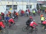 TELETHON 2011 : Randonnée Cyclo de la Solidarité en Lorraine (Meurte et Moselle-54)