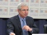C. Bartolone présente le rapport parlementaire sur les emprunts toxiques