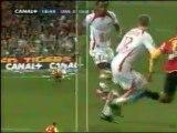 RC Lens - Lille OSC, L1, saison 2006/2007 (1ère mi-temps)
