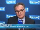 """Compagnie des Alpes : """"Des résultats un peu en deçà de nos attentes"""""""
