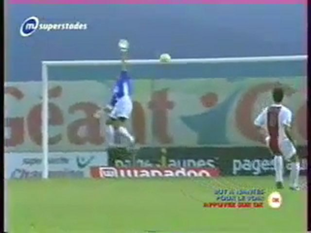 28/08/04 : Alexander Frei (3') : Ajaccio - Rennes (1-1)