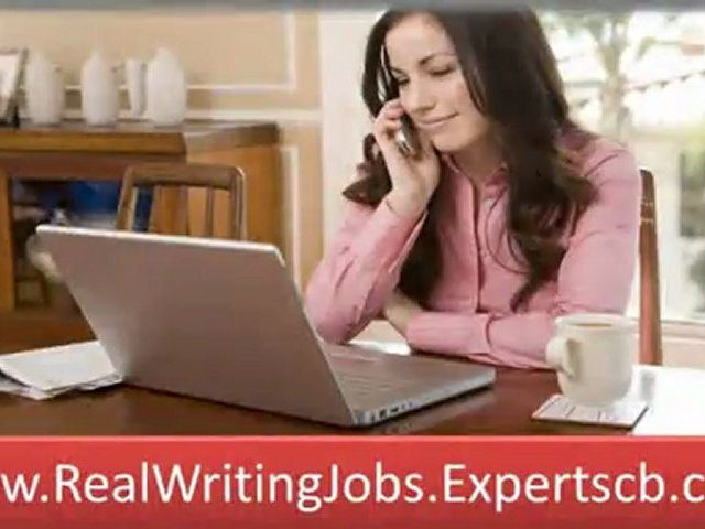 Writing Jobs From Home – Work At Home Jobs – Typing Jobs From Home – Real Writing Jobs