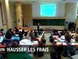 Gérald Fillion - Le financement des universités