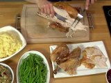 Turkey 101: How to Carve your Whole Turkey