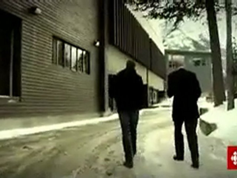Évolution: In Banff with Jim / Un jour avec Jim