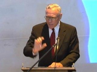 "Bearing Witness: Raymond Baker attacks world's ""shadow"" financial system"