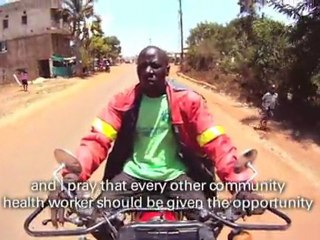 Christmas 2011: Healthcare for rural communities in Kenya