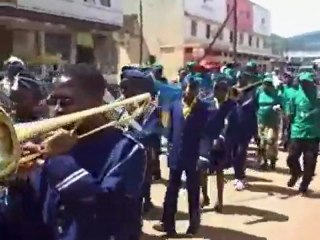 Caravan of Hope 3: Uganda band