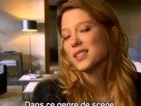 """Mission:Impossible Protocole Fantôme - Making-of """"Léa Seydoux au combat"""" VOST"""