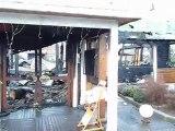 Incendie du Wood Café à Avranches