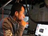 Volvo Race : Franck Cammas à la recherche du vent