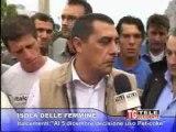 ASSESSORE INTERLANDI INTERROMPE LA CONFERENZA FARSA