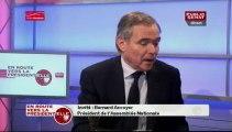 EN ROUTE VERS LA PRESIDENTIELLE,Bernard Accoyer, Président de l'Assemblée Nationale