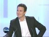 Guillaume Peltier invité TV Tours le 5 décembre 2011