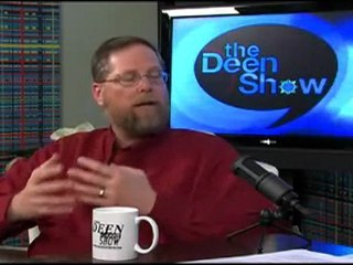 The Deen Show: The Top 5 reasons why Jesus is not the begotten son of God