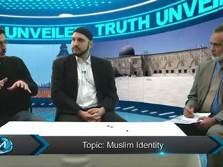 Truth Unveiled: Identity of Muslims in the West