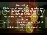 Celtic Harp and Song for Christmas Rosa by Yasmeen