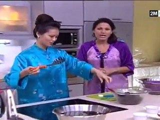 Salade Champignon Noir et Tofu