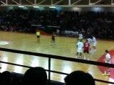 US Ivry - US Créteil Handball Championnat LNH