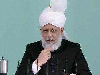 Friday Sermon: 25th November 2011 (Urdu)