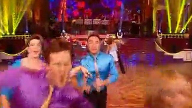 'Strictly Come Dancing' Finale Group Dance