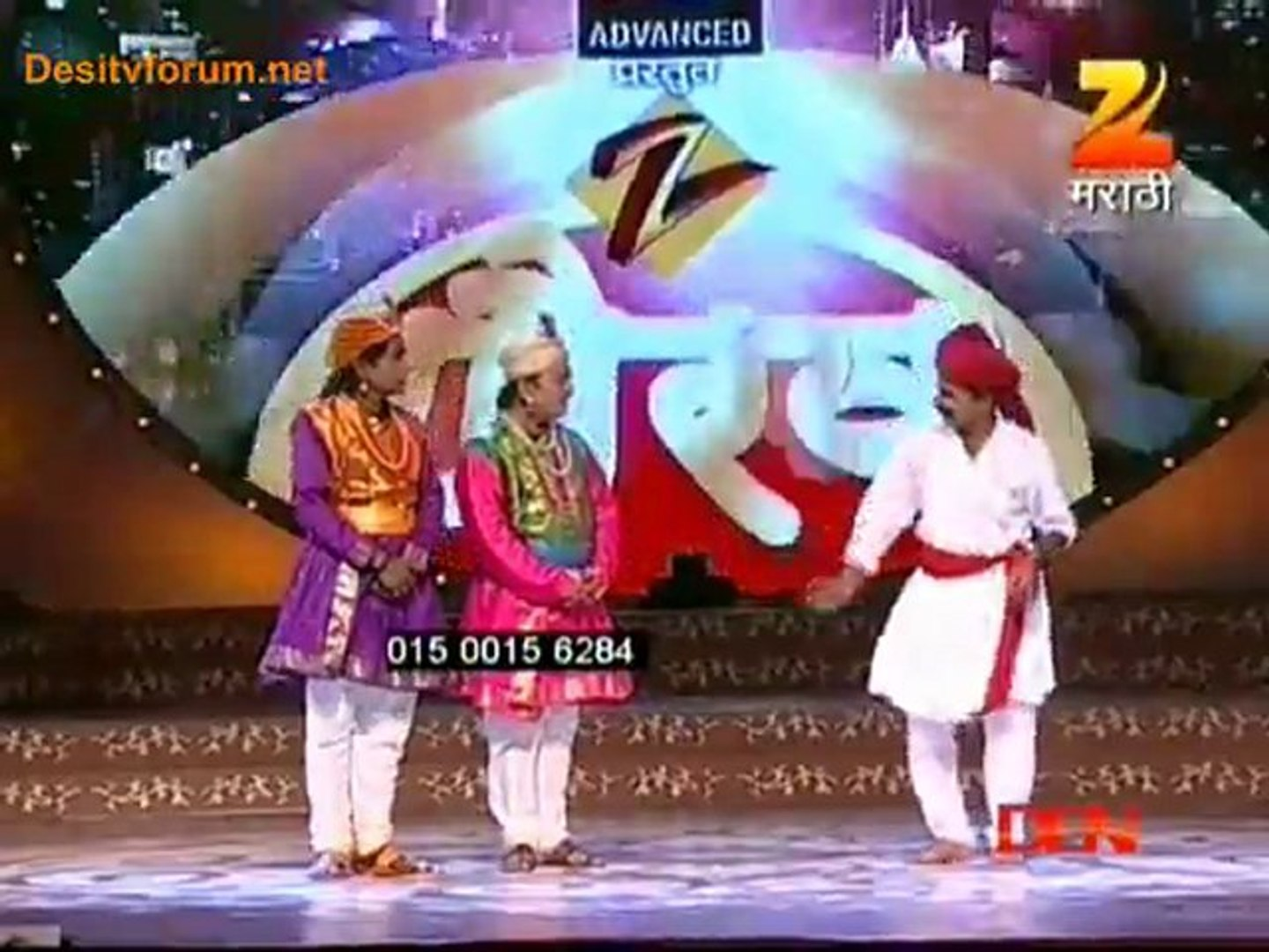 Zee Gaurav Puraskar 2011 - 18th December 2011 Video Watch Online p3