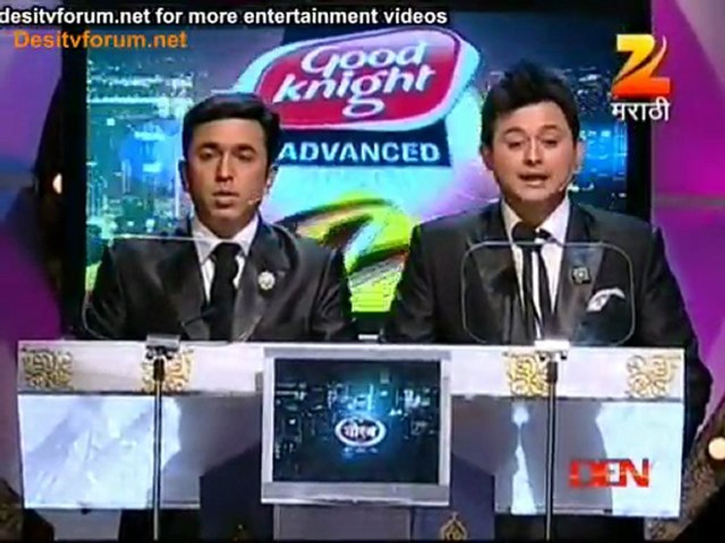 Zee Gaurav Puraskar 2011 - 18th December 2011 Video Watch Online p4