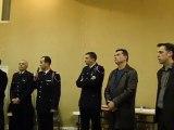 AGDE - 2011 - SAINTE BARBE 2011 - POMPIERS et SERVICES DE SECOURS DU SDIS