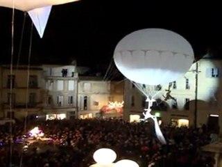 Spectacle d'ouverture de Drôles de Noëls 2011