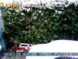 Nos Témoins BFMTV commencent les vacances de Noël sous la neige