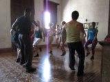 SEJOUR de SALSA Juillet 2011. Voyages SALSA ET cours de reggaeton filles et garçons.Festival del Caribe 2011