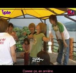 [KIF] Super Junior - Iple ep04 - Un voyage en famille, le lieu de naissance d'un show en direct Partie 2