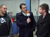 Rémi Langlois et Jawed Taider, 2 carcassonnais au 4L Trophy 2012 dans le désert marocain :