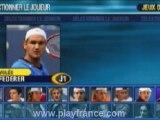 Virtua Tennis World Tour (PSP) - Deux des mini-jeux inédits présent dans cet épisode PSP.
