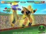Dragon Ball Z Budokai Tenkaichi (PS2) - Le célèbre tournoi des arts martiaux.