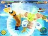 Dragon Ball Z Budokai Tenkaichi (PS2) - Goku face au légendaire guerrier millénaire !!!