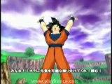 Dragon Ball Z Budokai Tenkaichi (PS2) - Dragon Ball Z Budokai Tenkaichi débarque en Europe !!!
