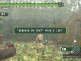 Monster Hunter Freedom (PSP) - Les 5 premières minutes du jeu