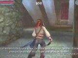 Pirates des Caraïbes : le Secret du Coffre Maudit (PSP) - Premières minutes de jeu avec Jack Sparrow