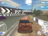 Juiced : Eliminator (PSP) - En piste sur Raceway Park