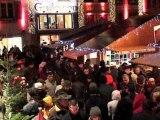 Marché de Noel de Mulhouse , la Grande Roue, les illuminations,le père Noël...