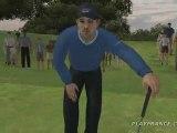 Tiger Woods PGA Tour 07 (PS3) - Coup de sang dans Tiger Woods.