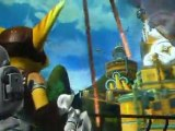 Ratchet & Clank : Tools of Destruction (PS3) - Démo lors des Sony Gamers Day 2007