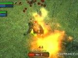 Dungeon Siege : Throne of Agony (PSP) - 10 minutes de Dungeon Siege