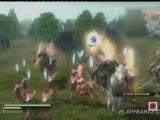 BladeStorm : Hundred Years War (PS3) - Démo du jeu